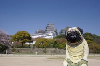 くんぺいと姫路城3