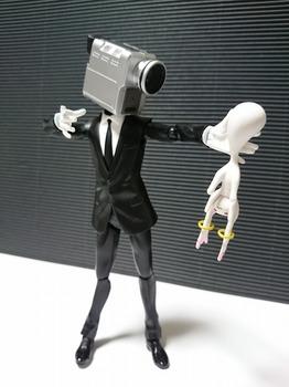 カメラ男ときゅうべえ