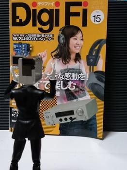Digi Fi No15 カメラ男
