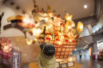 弘前市立観光館 館内