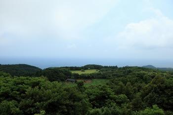 唐人石からの眺め