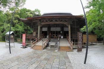 竹林寺本堂