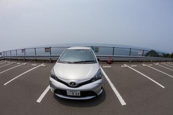 佐田岬灯台駐車場