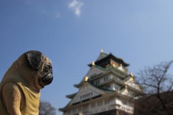 大阪城とくんぺい
